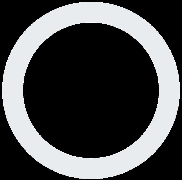 the circle grey